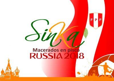 Sinka Rusia 2018