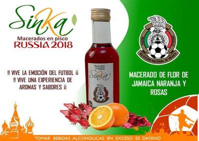 Sinka Mundial 05 Mexico